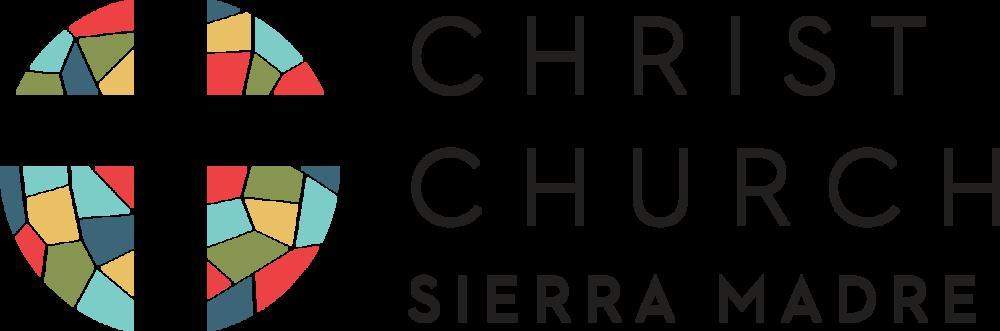 logo for Christ Church Sierra Madre
