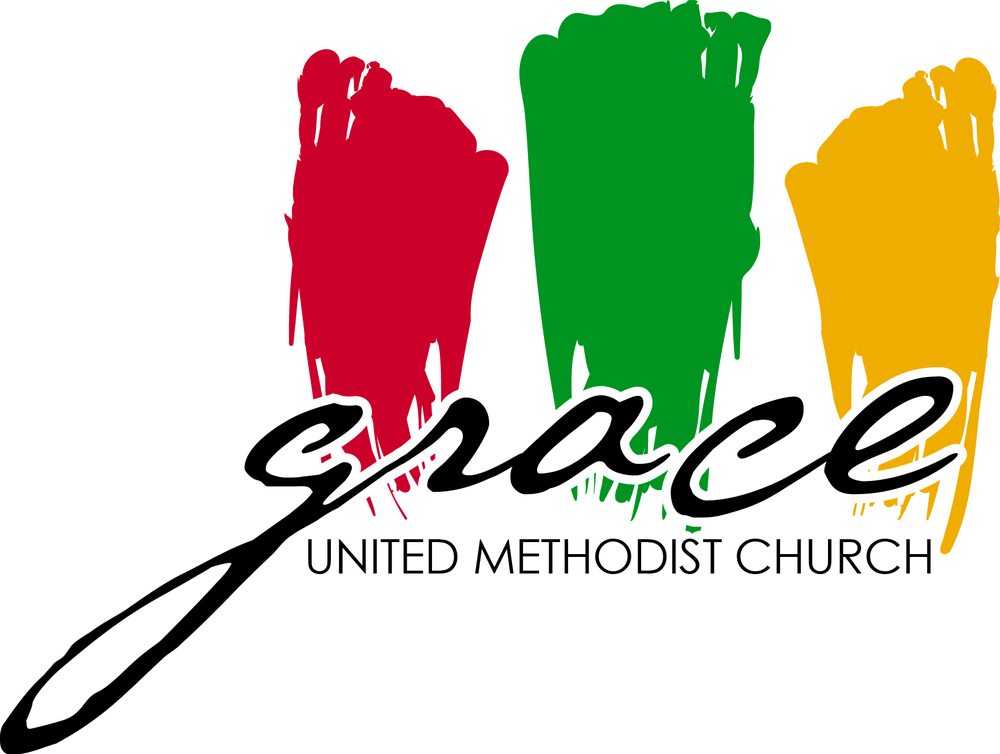 logo for Grace United Methodist Church