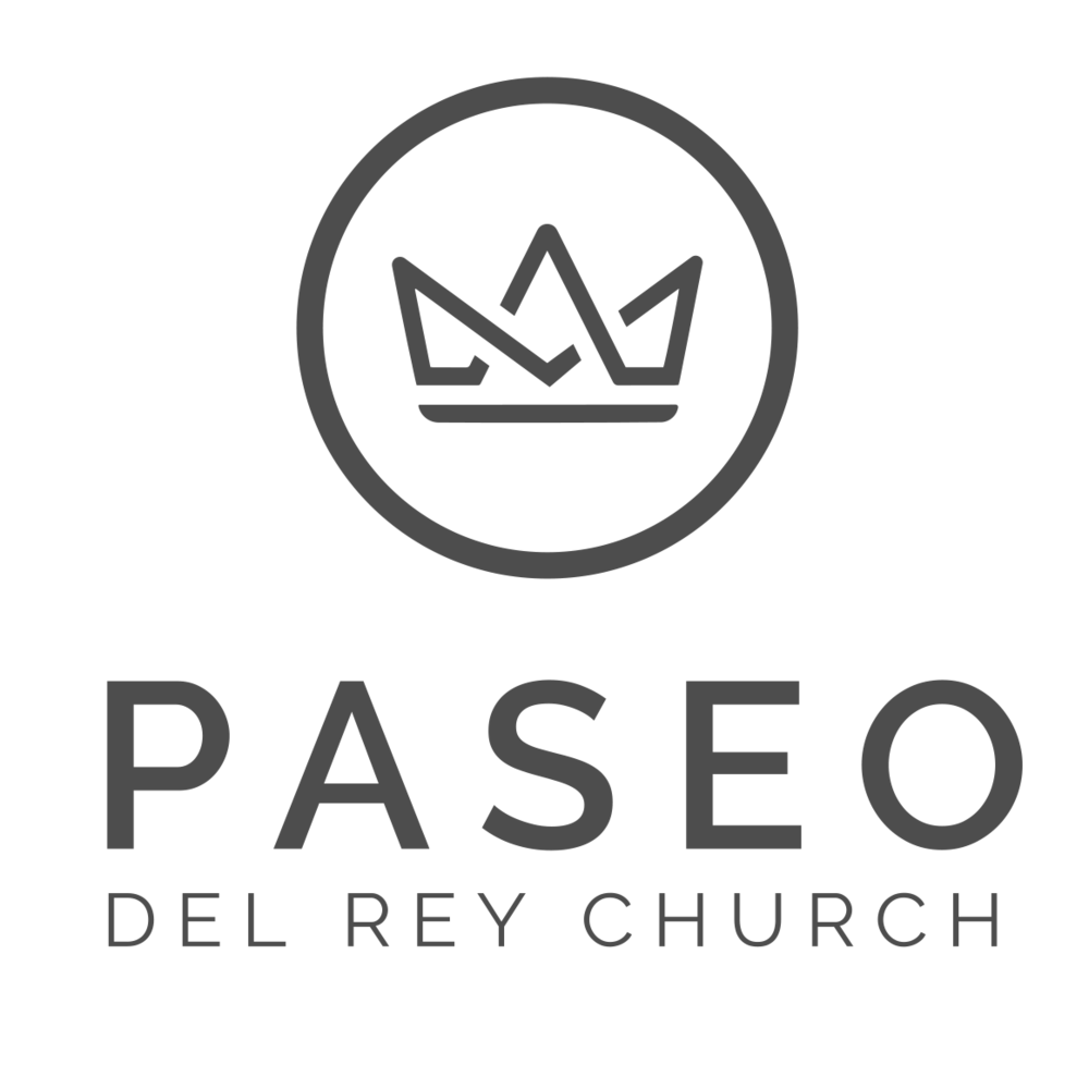 logo for Paseo del Rey Church
