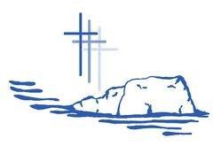 logo for Steamboat Rock Baptist Church