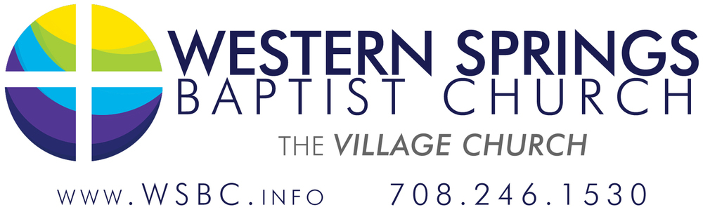 logo for Western Springs Baptist Church | the Village Church