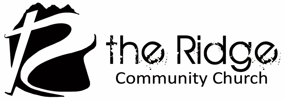 logo for The Ridge Community Church