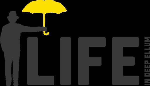 logo for Life in Deep Ellum