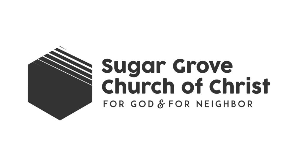 logo for Sugar Grove Church of Christ