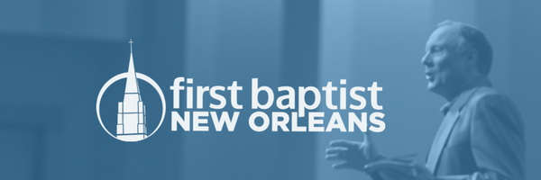 logo for First Baptist New Orleans