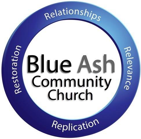 logo for Blue Ash Community Church