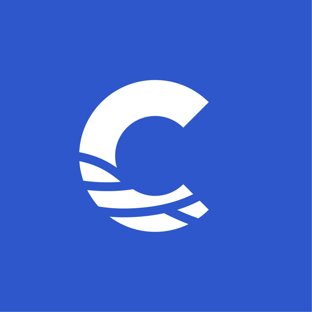 logo for The Crossing Church