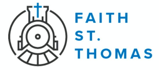 logo for Faith St Thomas