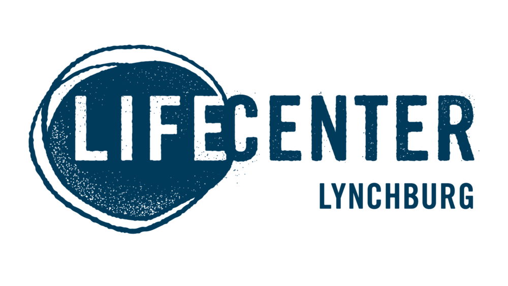 logo for Life Center Lynchburg