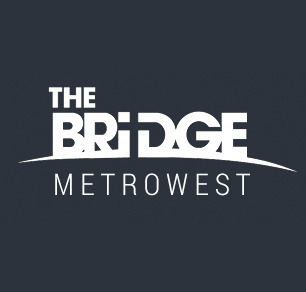 logo for THE BRiDGE METROWEST