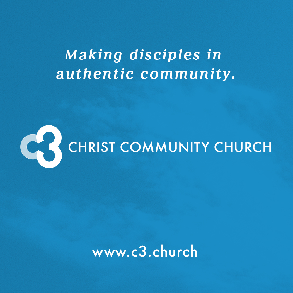 logo for Christ Community Church of Magnolia