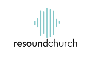 logo for Resound Church