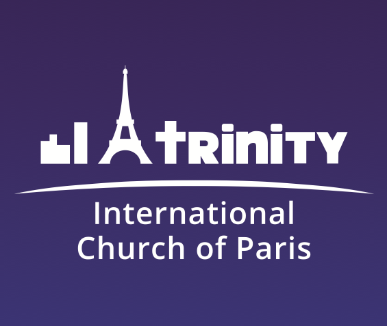 logo for Trinity International Church of Paris