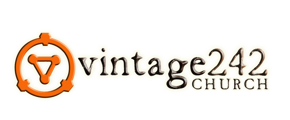 logo for Vintage 242 Church