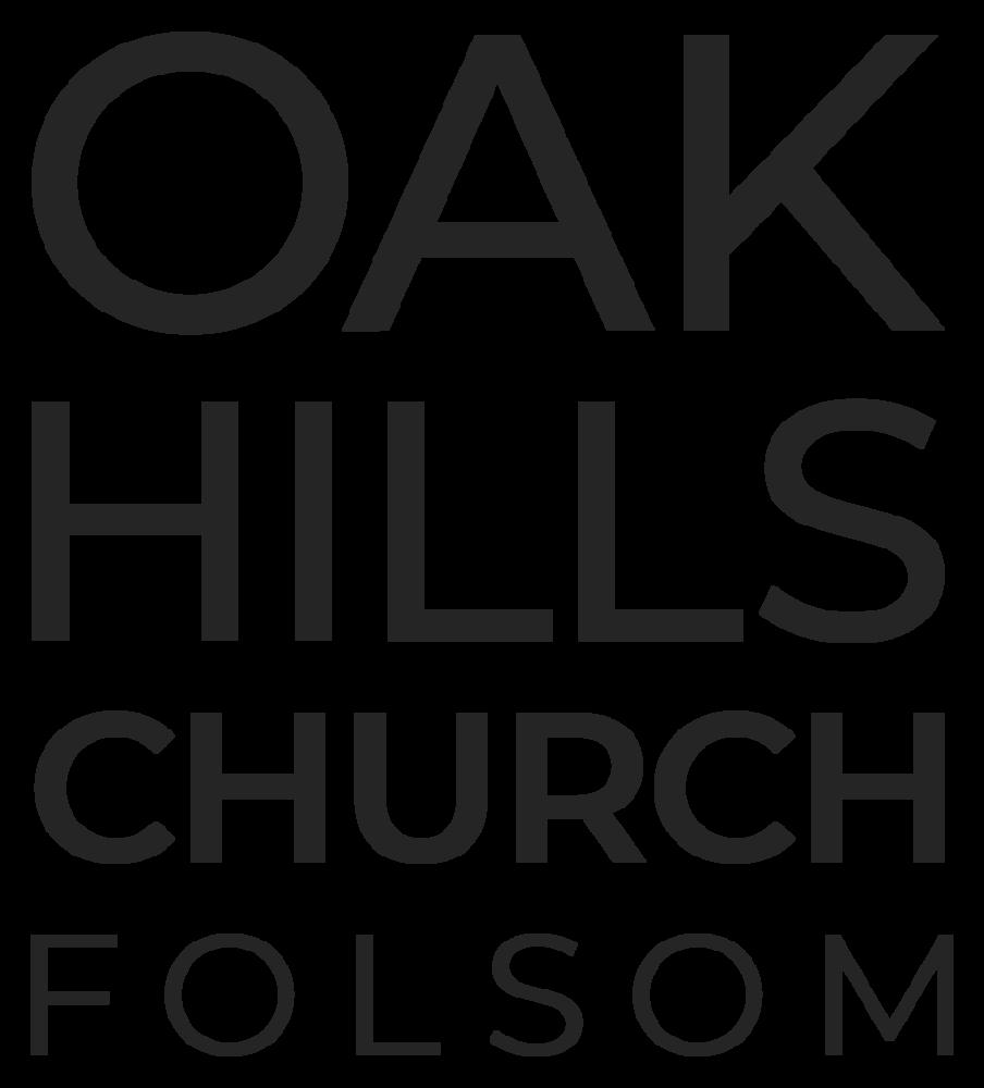 logo for Oak Hills Church, Folsom