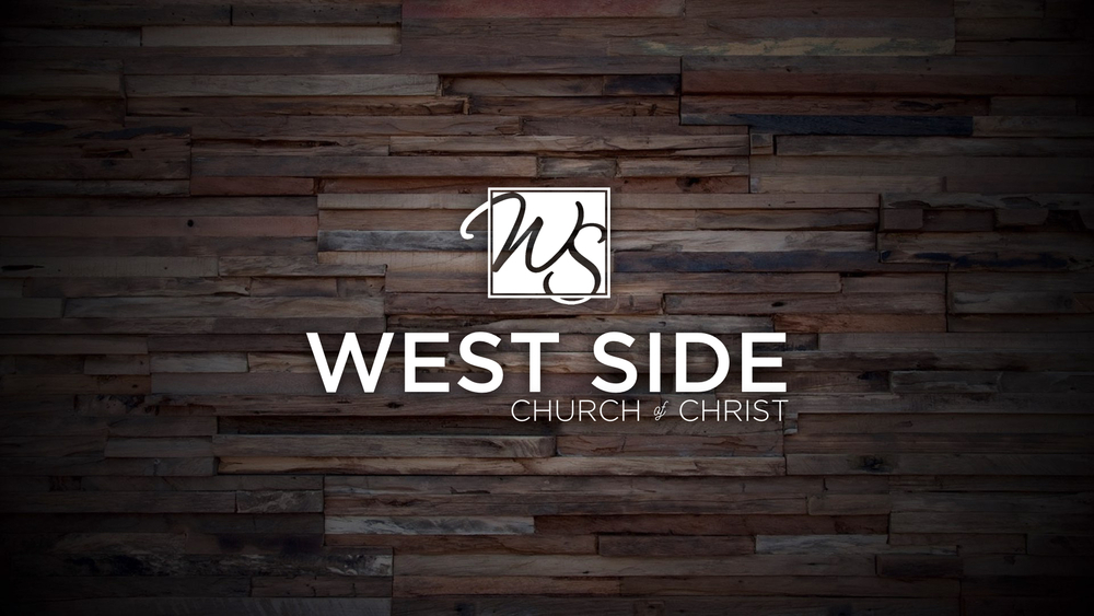 logo for West Side Church of Christ
