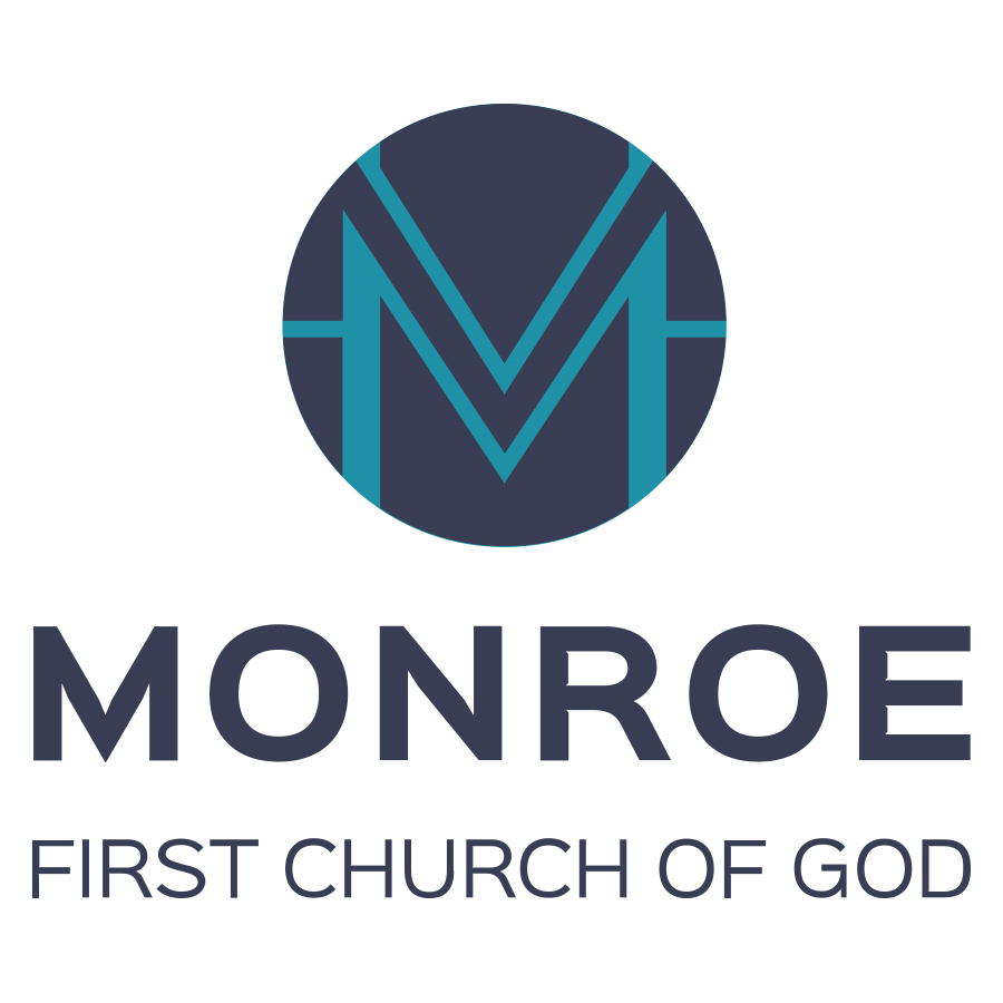 logo for Monroe First Church of God