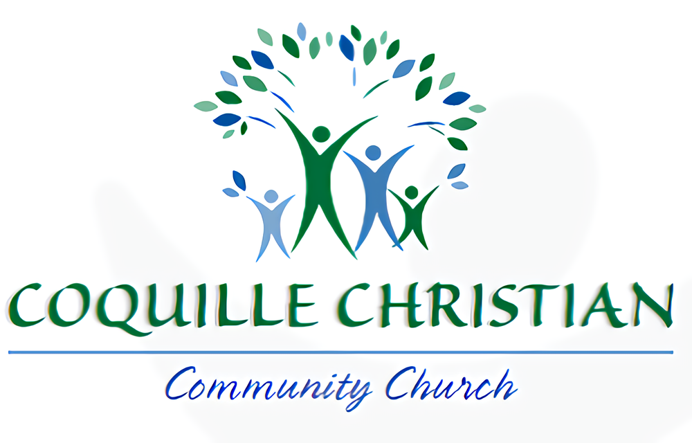 logo for Coquille Christian Community Church