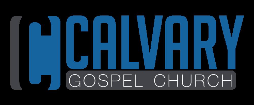 logo for Calvary Gospel Church