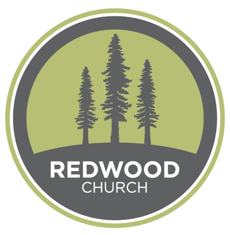 logo for Redwood Church