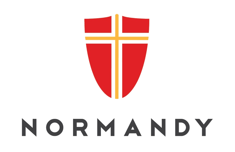 logo for Normandy Church