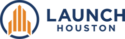 logo for Launch Houston